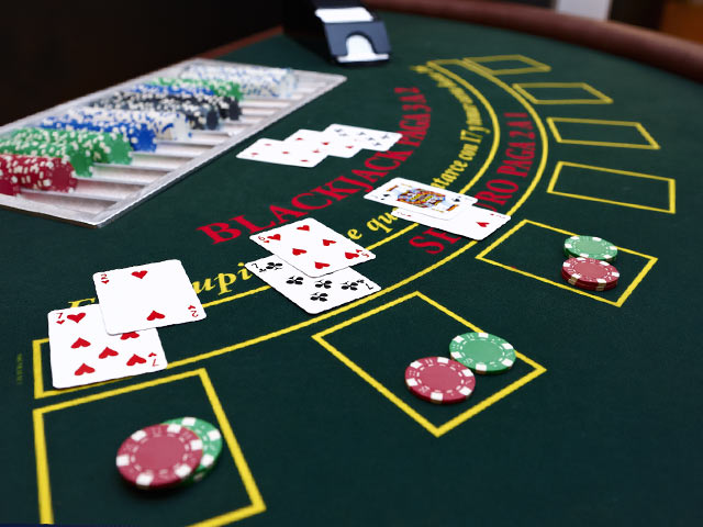 Základní strategie blackjacku