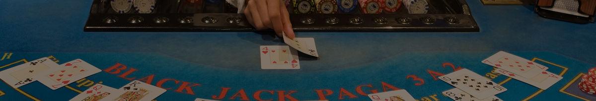 LIVE blackjack v online kasinu