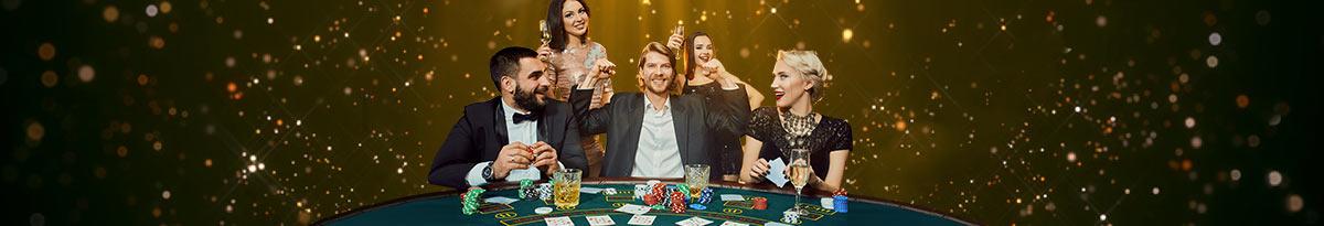 Vzrušení u karetních kasinových her